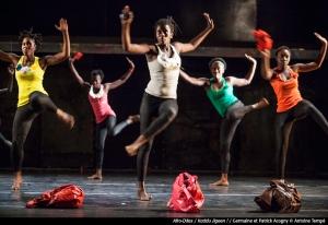 «Afro-Dites/ Kaddu Jigeen», Compagnie Jant-bi