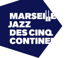 logo Marseille Jazz Cinq Continents