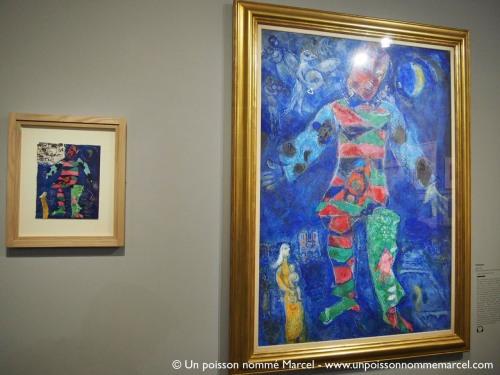 Expo Chagall Aix 2018